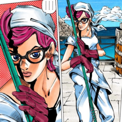 Trish is revealed as a girl