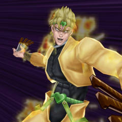 DIO's Super SP Skill, <i>DR</i>