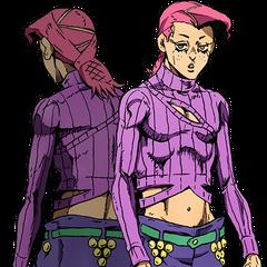 Doppio Anime Full body Model
