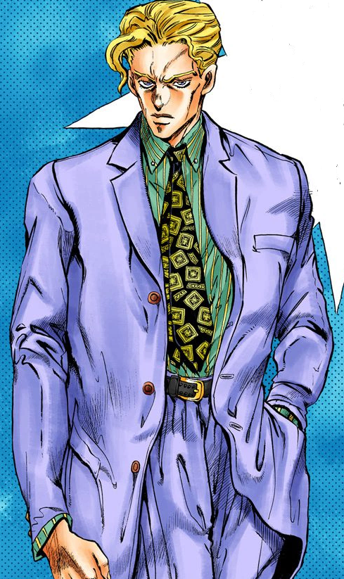Yoshikage Kira Jojos Bizarre Encyclopedia Fandom Powered By Wikia