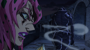 Diavolo notices Requiem