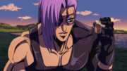 Melone blood sample