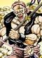 Chaka's Father manga