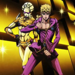 Giorno dreams of becoming a