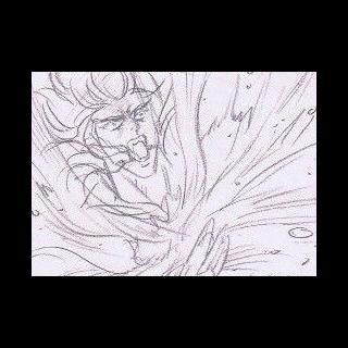 Dios Body Exploding (Part 3 OVA)