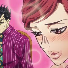 Shinobu fallen completely in love with Kira.
