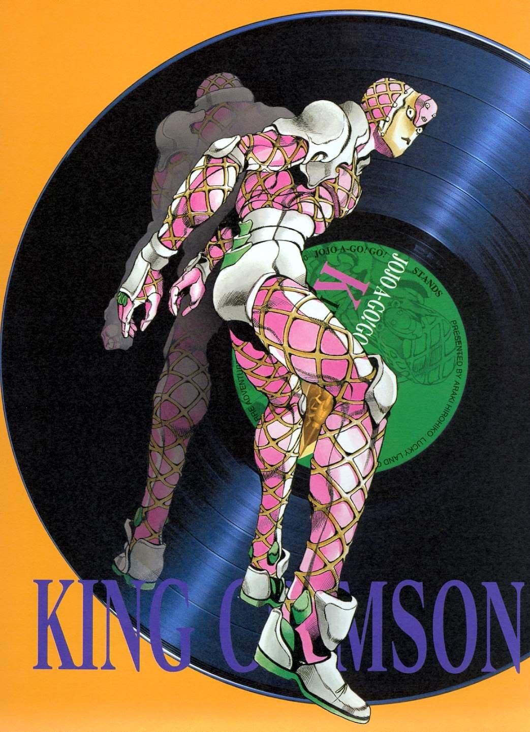 Image Kingcrimson Jpg Jojo S Bizarre Encyclopedia Fandom