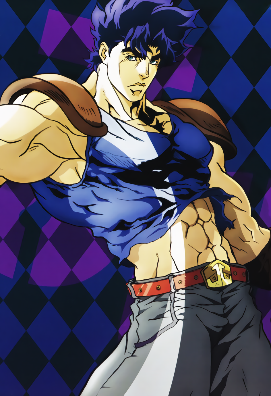 Jonathan Joestar Jojos Bizarre Encyclopedia Fandom Powered By Wikia