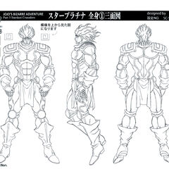 Anime reference sheet: body