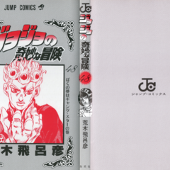 The cover of Volume 48 without the dust jacket