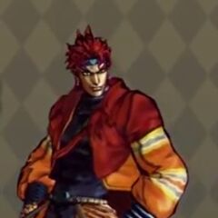 Dio Costume C in <i>All-Star Battle</i>
