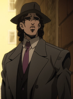 Giorno's Hero Anime