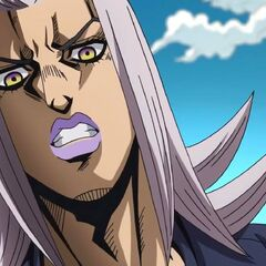 Abbacchio in his PV