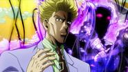 Kira reveals his stand