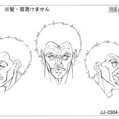 Reference sheet: Head 3