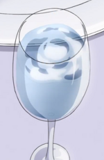 Mineral Water Anime