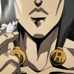 Risotto picks up a piece of paper
