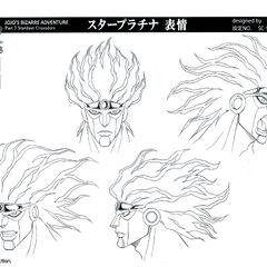 Anime reference sheet: head