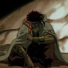 N'Doul in the OVA.
