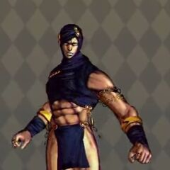 Kars Costume A in <i>All Star Battle</i>