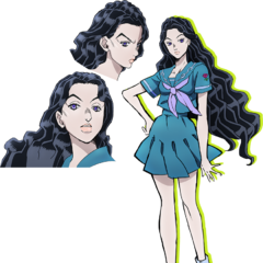 Key Art of Yukako Yamagishi.
