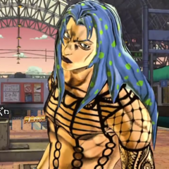 Diavolo fight intro in <i>Eyes of Heaven</i>