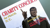 Charity Concert cover