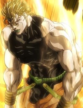 High DIO Anime