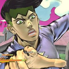 Rohan taunting, <i>Eyes of Heaven</i>
