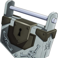 Key art of The Lock.