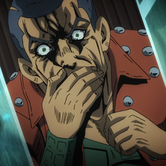 Formaggio's horror upon seeing the frames form <a href=