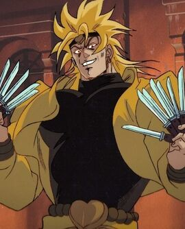 Dio Brando | JoJo's Bizarre Encyclopedia | FANDOM powered by Wikia