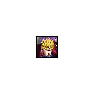 Dio Brando (Phantom Blood) icon from <a href=