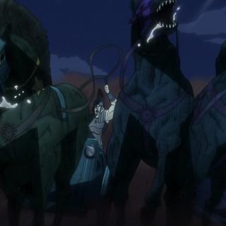 Vampire Horses