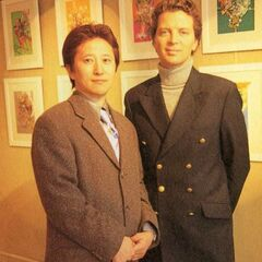 Araki and Paolo Vedovi (JOJO in PARIS) (2003)