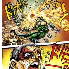 Donovan is tricked (manga version)