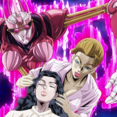 Aya prepares to enhance Yukako's beauty