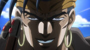 N'Doul Jojo's Bizarre Anime 2015