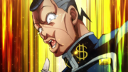 Okuyasu amazed at Italian food