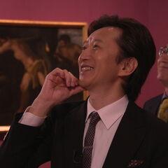 Араки на Ничиби (NHK)
