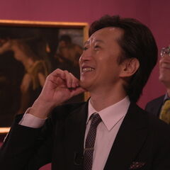 Araki on Nichibi (NHK)
