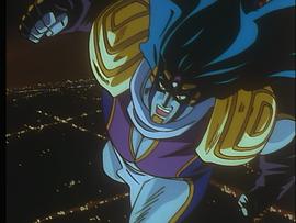 JoJo's Bizarre Adventure OVA 1993 Star Platinum