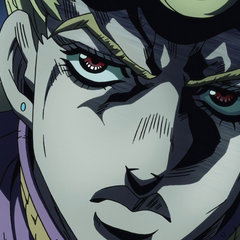 Giorno unsatisfied with Polpo's attitude