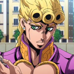 Giorno with money stolen from a female tourist