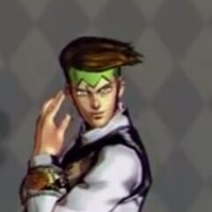 Rohan Costume E in <i>All Star Battle</i>