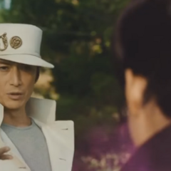 Jotaro Attempting To Clarify That He Didn't Insult Josuke's Hair