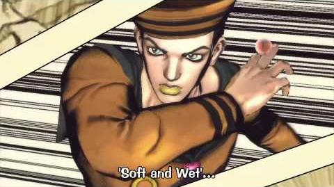Jojo's Bizarre Adventure All Star Battle Trailer 4-0
