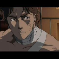 Jonathan, after his fight with Dio at the Estate.