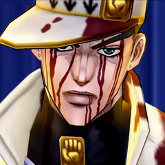 Bloody Part 4 Jotaro's Super SP Skill, <i>DR</i>