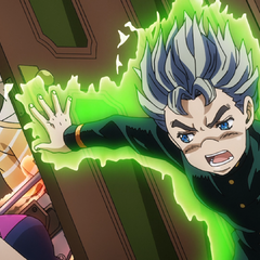 Koichi removes his mom and sister from the room to properly confront Tamami.